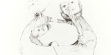 Werk7_Reich_Claudia_Zeichnung_Schoepfung3_58X51Cm_2017
