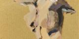 Werk9_Reich_Claudia_Nutzlose Wesen2_Malerei_Acrylmalerei Auf Packpapier_10,5X15Cm_2017